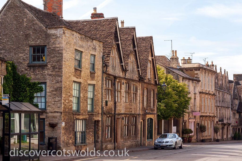 Long street in Tetbury