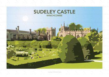 Illustration of Sudeley Castle