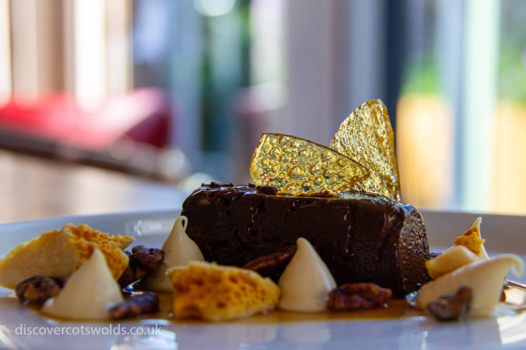 Chocolate marquis from the Hollybush Witney