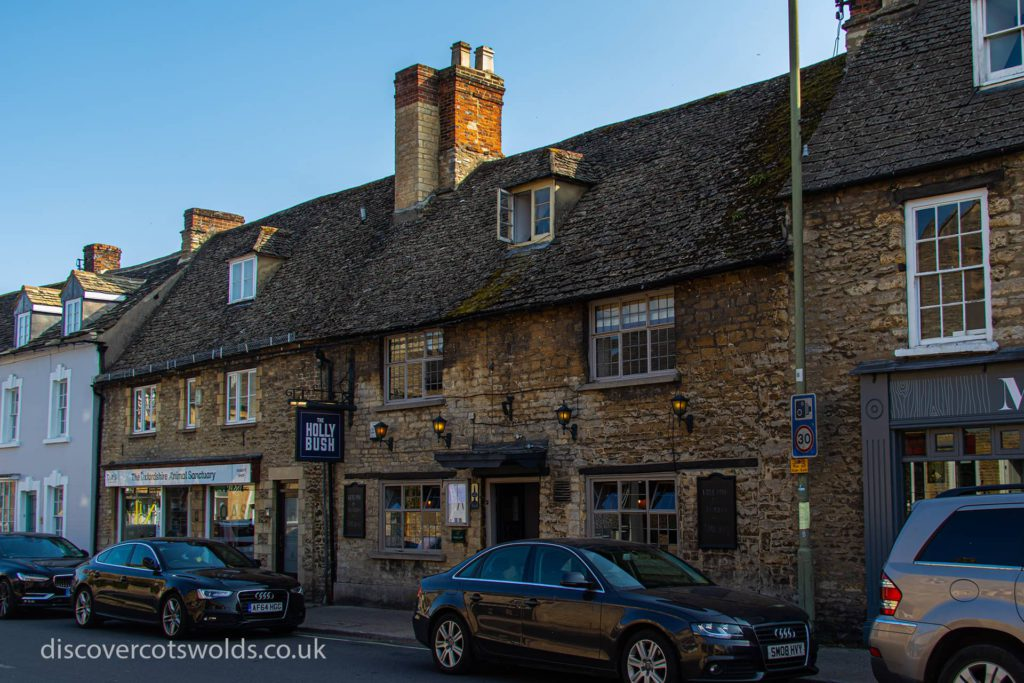 The Hollybush, Corn Street, Witney