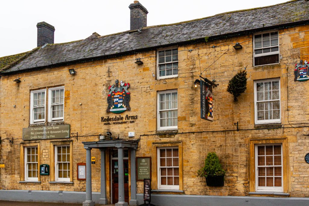 The Redesdale Arms