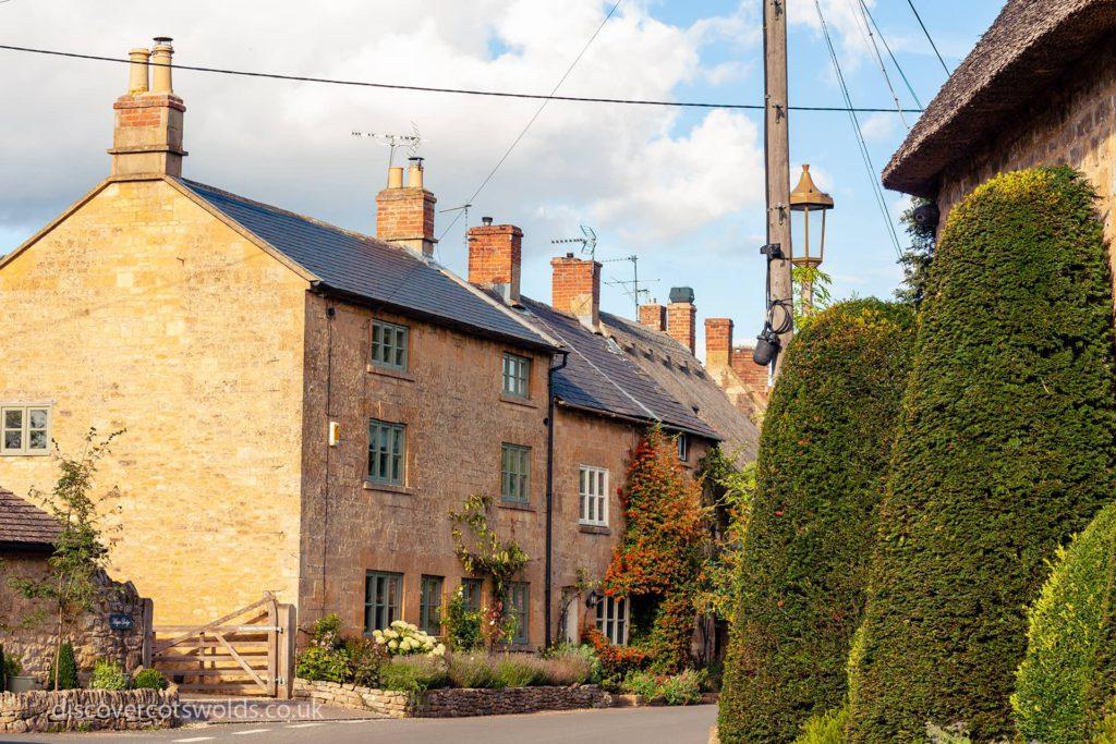 Cottages in Broad Campden