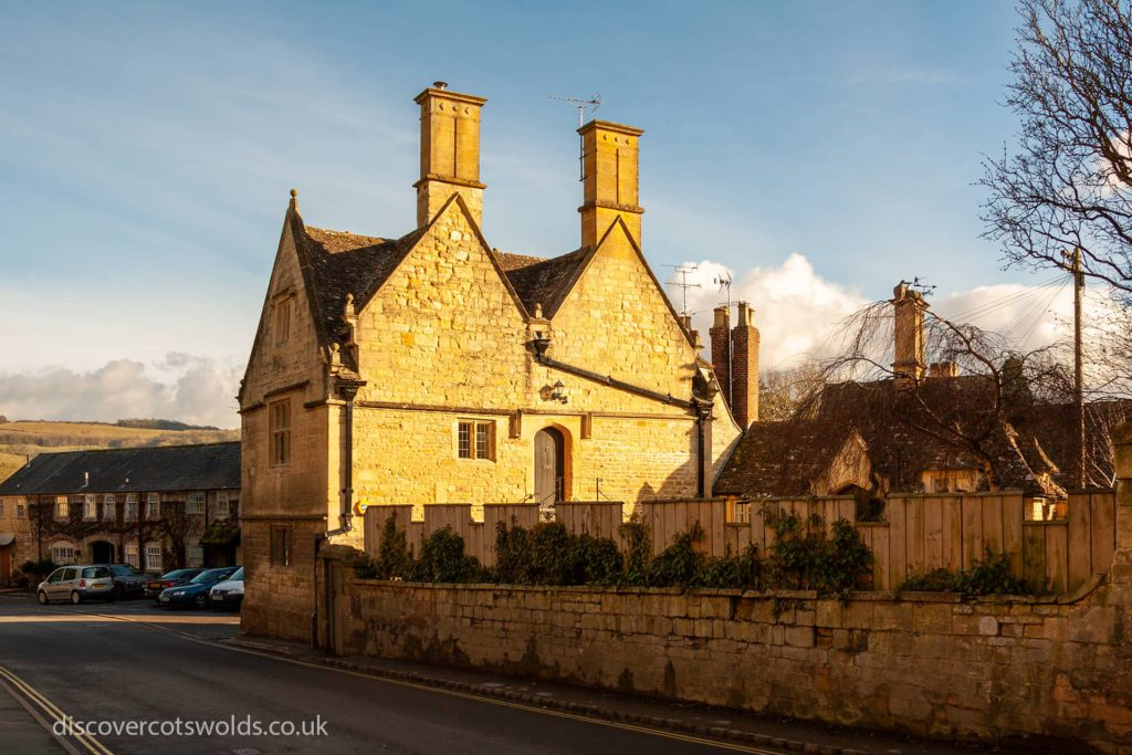 Cotswold Stone cottage in Winchcombe